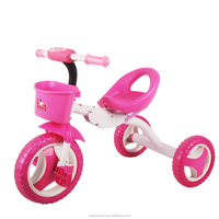 three wheel children's tricycle vehicle for sale for 2 year olds
