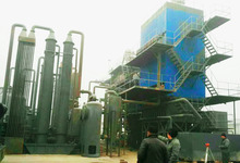 XINGYUAN GROUP activated carbon biomass charcoal machine