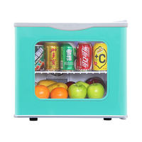 2017 thermoelectric table top mini refrigerator from China