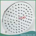 Wholesale 7.8 inch Round Polished Chrome Bath LED Rain Shower Head