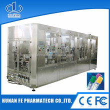 13*75mm, 13*100mm disposable vacutainer assembly machine line
