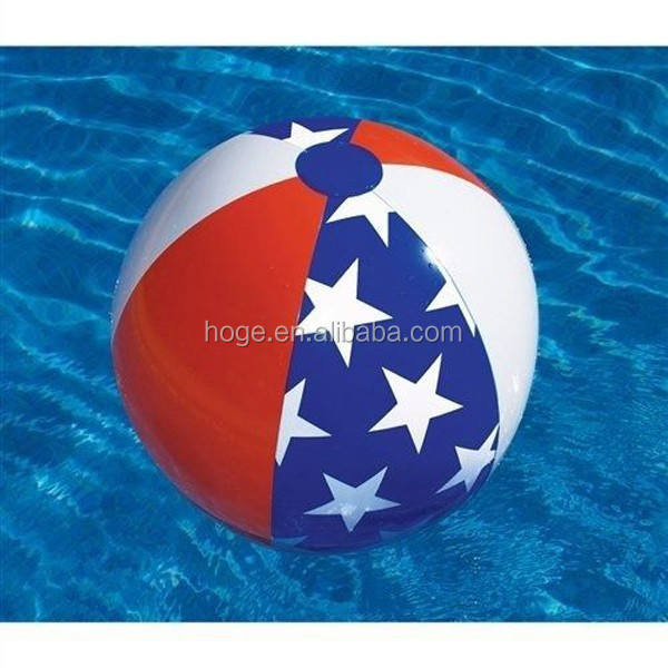 Americana 60cm Inflatable Beach Ball Pool Toy