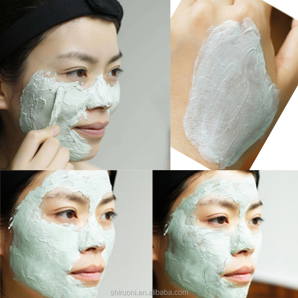 Private Label Mint Dead Sea Salt Mud Deep Cleansing Blackhead Removal Facial Mask for Face Care OEM/ODM
