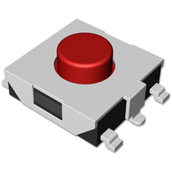 TL3313 Series Sub-miniature Tactile Switch with Small Foot Print