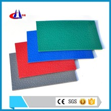 Free sample outdoor vinyl tile pvc flooring manufacturer