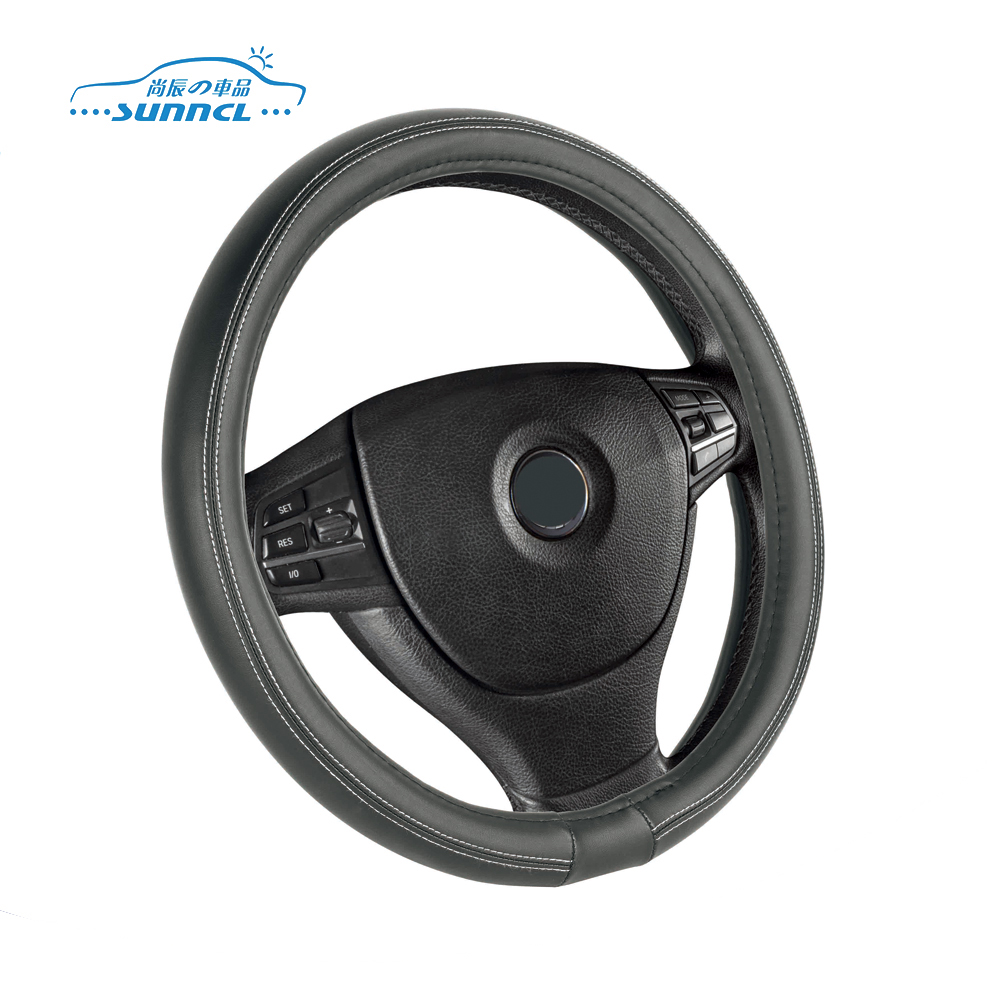 Universal PU Steering Wheel Cover