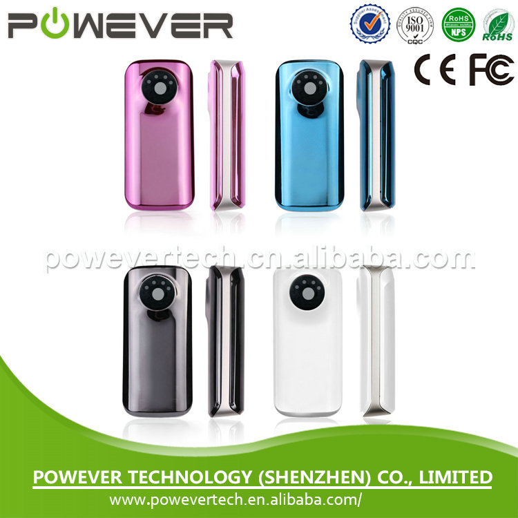 2015 High Quality portable power bank, mobile power bank For All Kinds Of Mobilephone