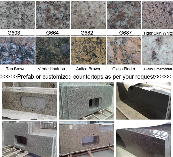 Natural Stone Baltic Brown Granite Prefab Kitchen Islands Buy Prefab Kitchen Islands Granite