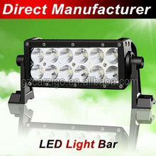 off road car led light bar / fancy bar light / 72w off road led light bar