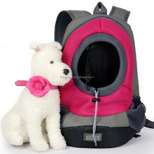 2017 new fashion small pet backpack new design dogs carriers