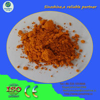 ceramic colorant Orange Yellow HG-3101 pigments for porcelain at competitive prices by professional manufacturer