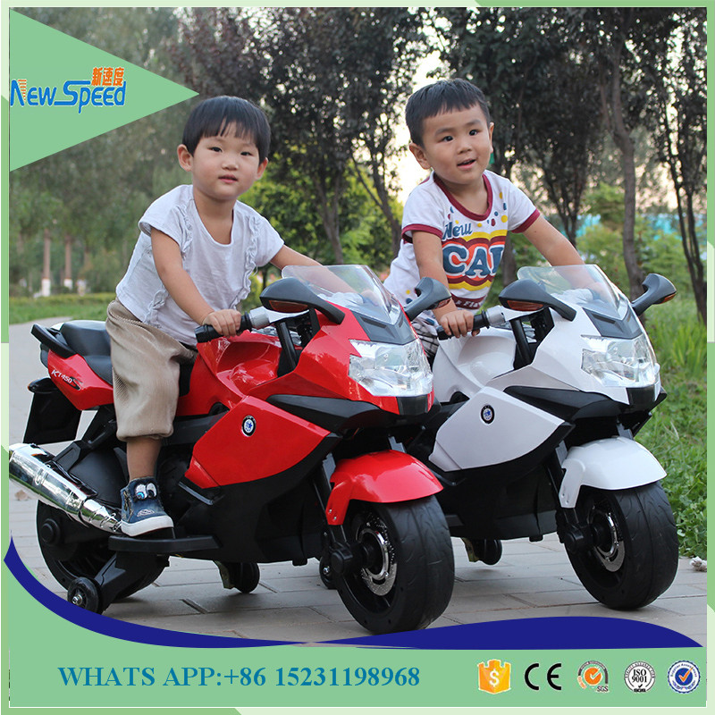 China Cheap Ride On Toy Kids Motorbike