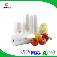 2 pack BPA free vacuum storage bags on roll for food saver