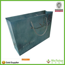 best seller customized printed offset paper bags