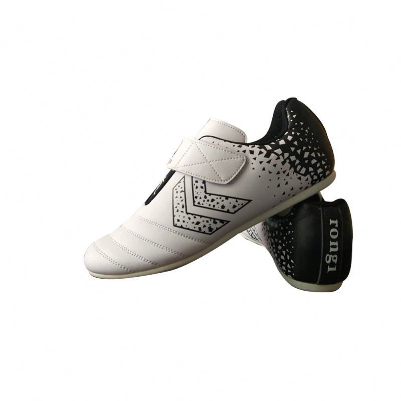 Rubber Outsole Taekwondo Karate Fitness Shoes For Every Season