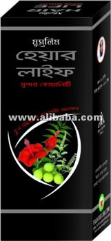 Muslim Herbal Hair Life Hair Fertilization Oil