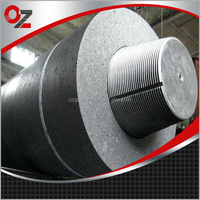 high power graphite electrode for aluminum melting