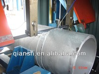 HIGH SPEED PIPE BAND SAW MACHINE;PIPE SAWING MACHINE;PIPE CUTTING BAND SAW MACHINE