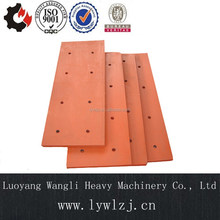 Crusher High Manganese Steel Wear Liner Plate