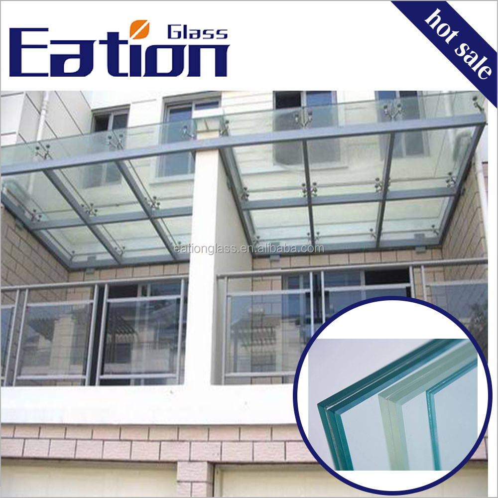 Good Quality Laminated Glass Roof Glass China Supplier