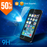 Premium Tempered Glass Screen Protector for iPhone 5 SE