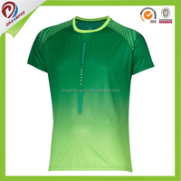 OEM sublimated custom 100% breathable polyster running jersey singlet