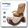 Healthtec Leather Cover Pedicure Foot Spa Massage Chair