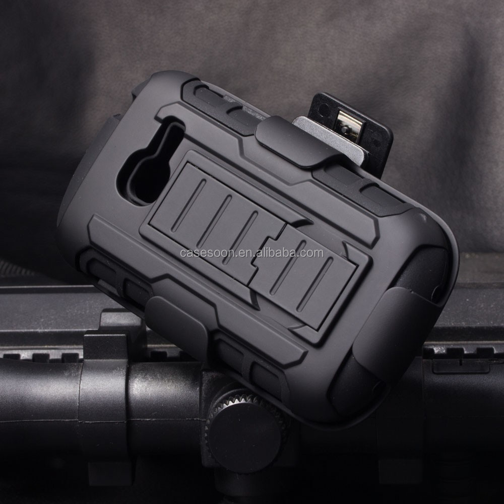 2015 New Design Future armor holster case for samsung galaxy centura S738C,for S738C case