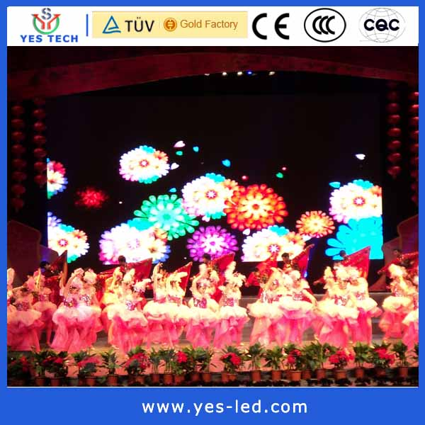 high refresh rate p5 full color led display sing board with china manufacturer