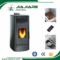 China biomass burning high quality pellet stove