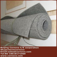 yellow color wool felt for craft 1mm 2mm3mm 4mm 5mm