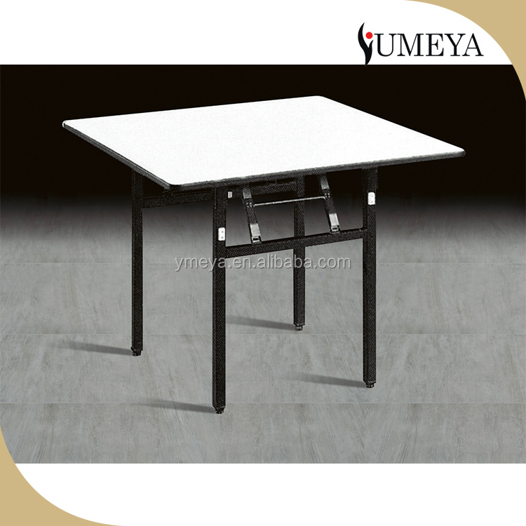High quality dining table foldable wooden square for Quality wood dining tables