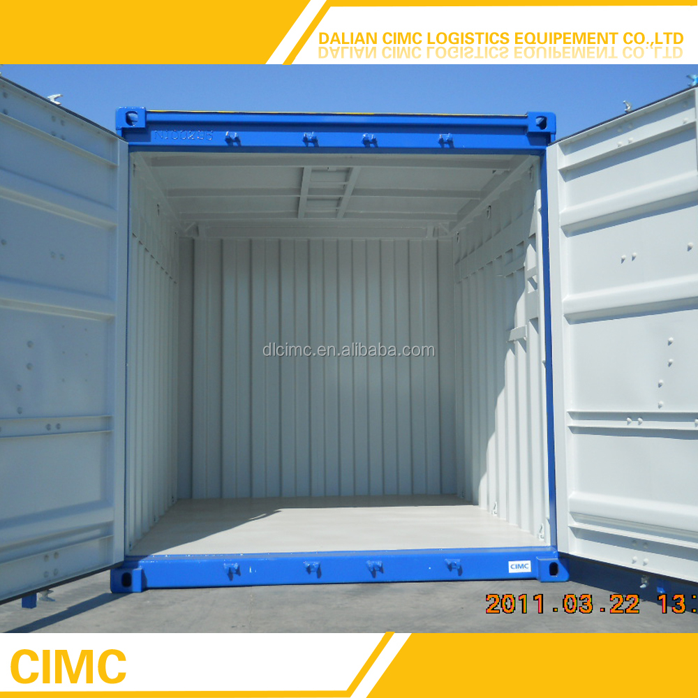 PLT-364 High Quality 20ft, 40ft Open Top Container For Sale Good Price