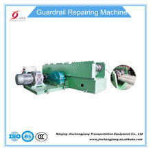 Used guardrail post Repairing and post straightening Machines on sale factory in China