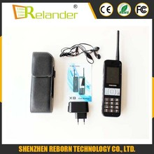 New china products for sale 2.4 inch X8 quad sim card mobile phone