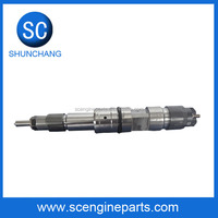 Howo engine fuel injector assembly for Weichai WP10 WP12 612630090001