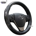 Hot selling auto Steering Wheel Cover Carton Fiber