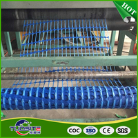 China cheap clear plastic safety barrier fence