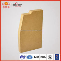 alumina block, flint clay