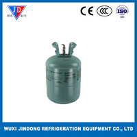 99.99% Purity HFC-134a AC refrigerant gas, R134a refrigerant for air conditioner