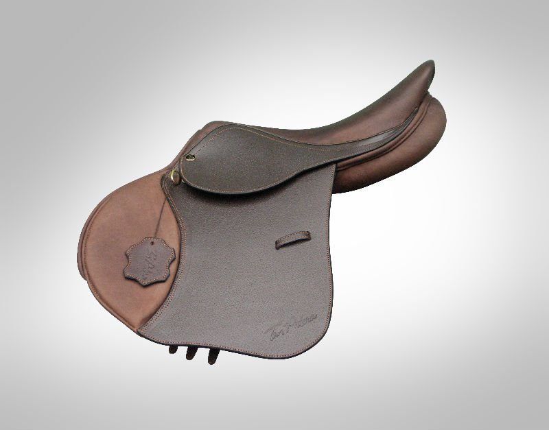 Tan Pistera Airam Saddle