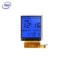 1.54 inch square small tft lcd display screens for high-end smart watch