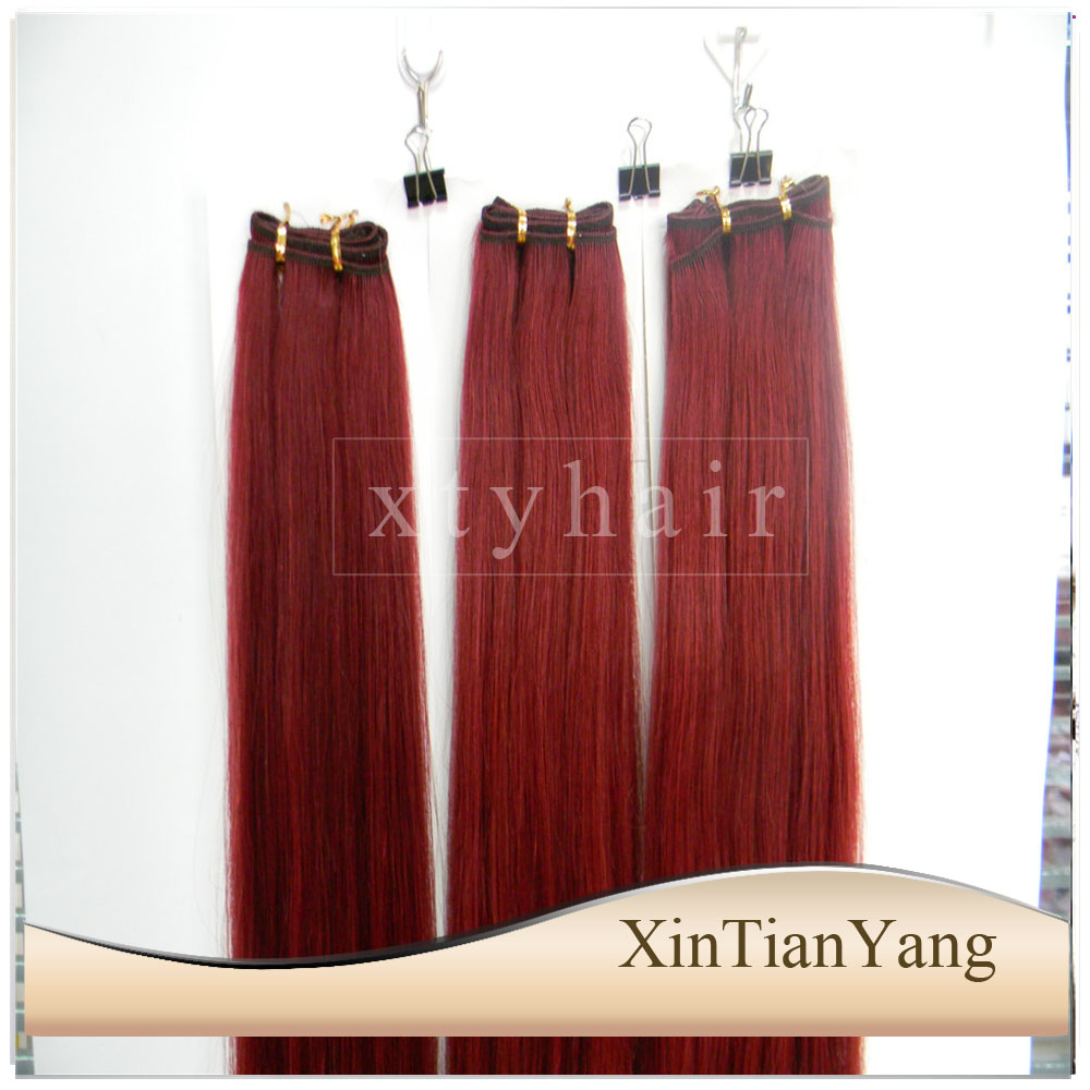Alibaba express best selling products 100% human ombre hair braiding hair extension weaves