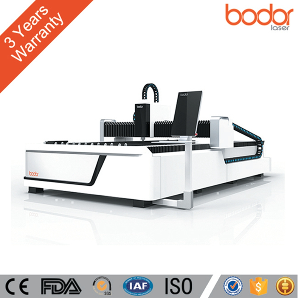 Fiber Laser Cutting Machine 1530 with Oxygen Generator Laser Cutting