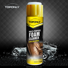 Multi-purpose Foam cleaner spray/leather cleaner spray /Car care products