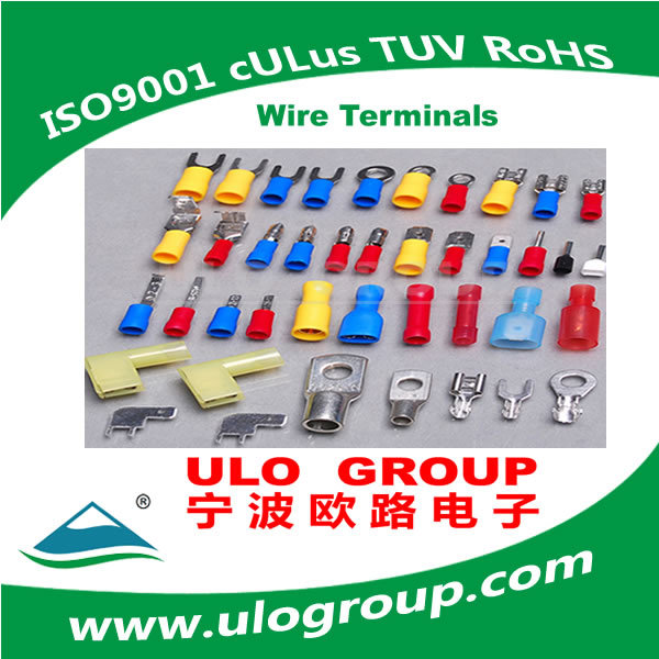 Design Special Stamping Copper Wire Terminal Connector Manufacturer & Supplier - ULO Group