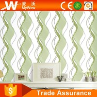 [A10-2BJ060205R] Fashion Classic PVC Project Home Decorative Ceiling Bedroom Commerial Vinyl Wallpaper Coatings