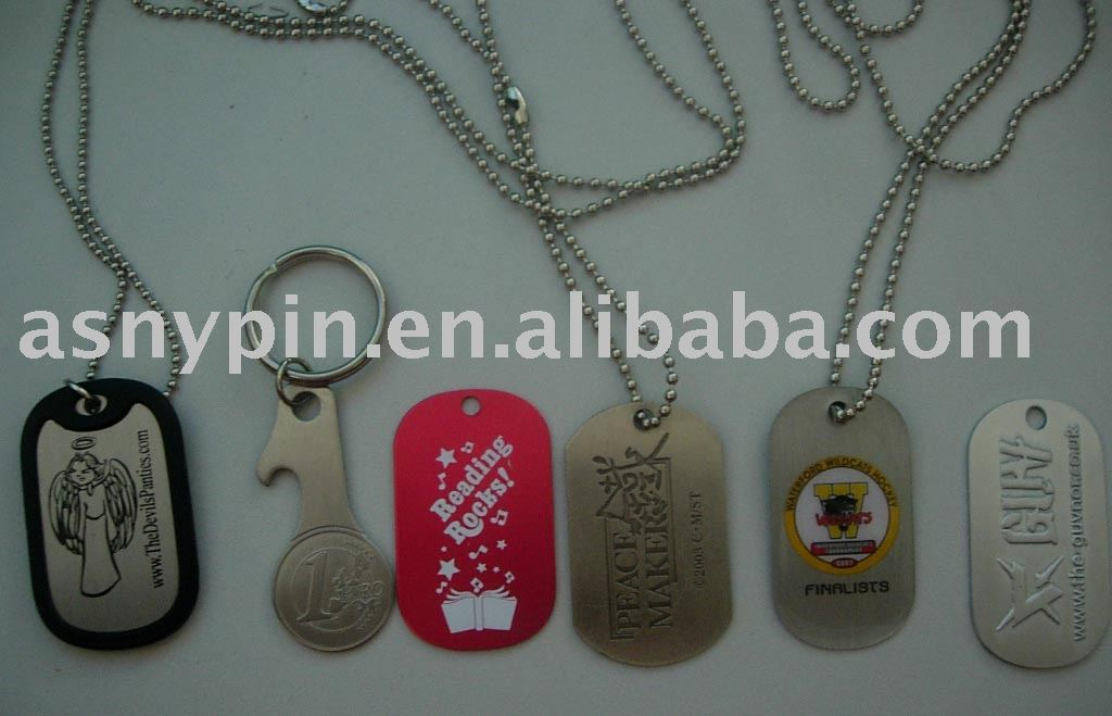 Dog tag,silent silicone cover dog tags
