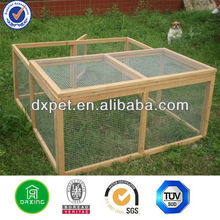 Pet Products Outdoor Run with Mesh Cover DXR030-2