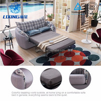 Household Cheap Folding Sofa Bed / Sofa Cum Bed